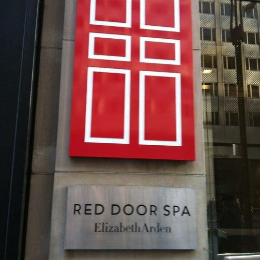 ... Red Door Spa In Arlington VA. Elizabeth Arden Spa To Move To 655 Fifth  Avenue, Sources Say. »