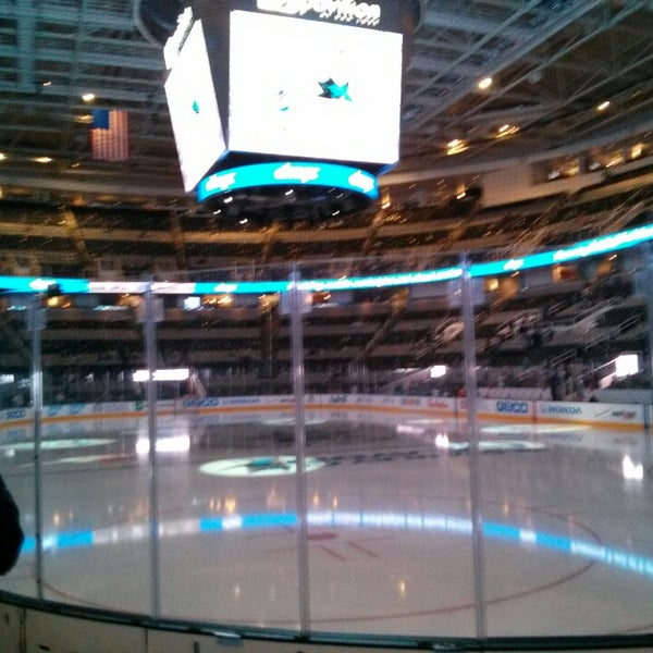Photo taken at SAP Center at San Jose by Nicholas M. on 5/6/2013