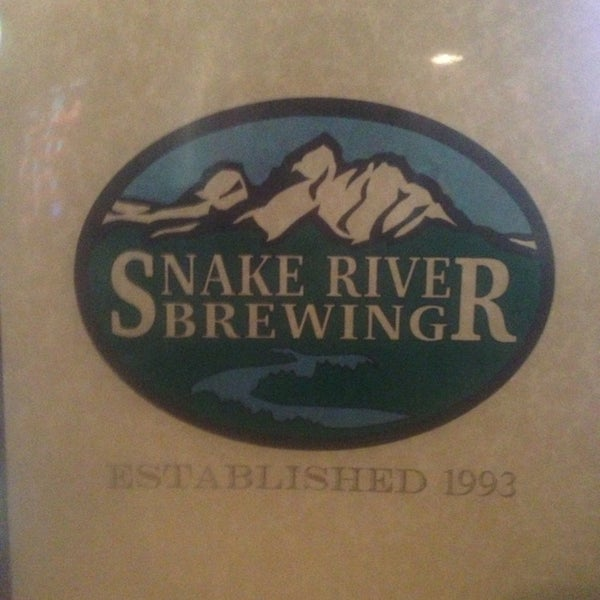 Photo taken at Snake River Brewery & Restaurant by Beckie R. on 7/6/2013