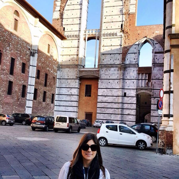 Photo taken at Siena by Rachel B. on 11/12/2015