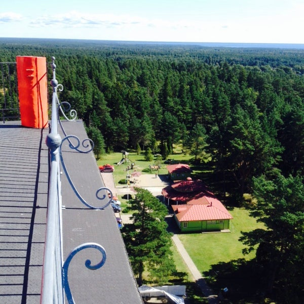 Photo taken at Kõpu tuletorn  | Kõpu Lighthouse by Alver P. on 8/14/2015