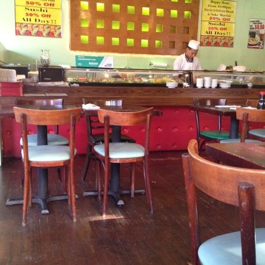 Photo taken at Sushi Lounge by Mack W. on 3/6/2012