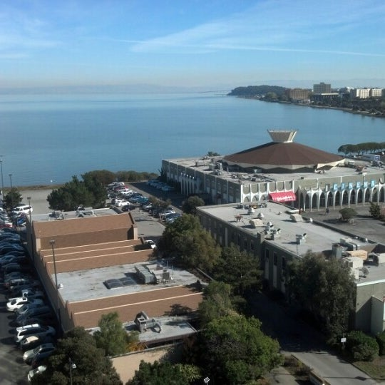 Photo taken at Hyatt Regency San Francisco Airport by Jeanne Marie H. on 11/13/2012