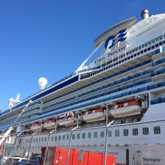 Miami Cruise Terminal: Port Everglades Terminal 2