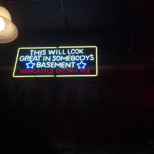 Photo taken at Manuel's Tavern by Capri B. on 2/3/2013