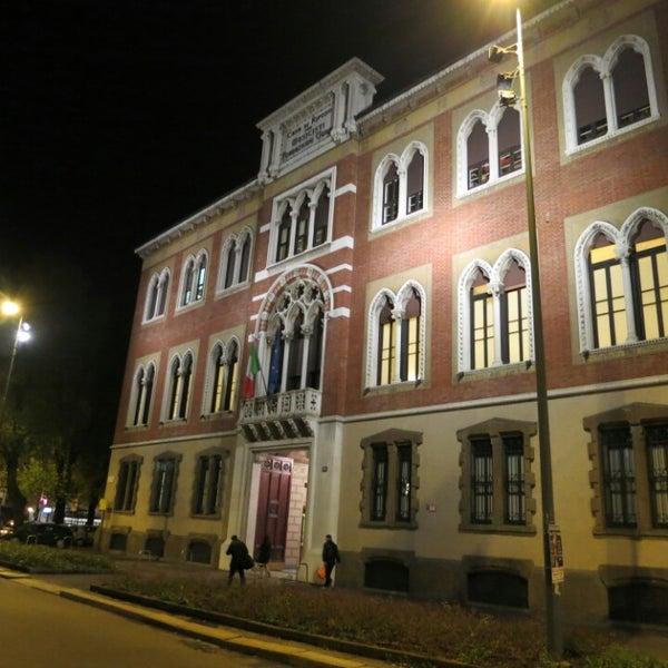 Casa di riposo per musicisti giuseppe verdi de angeli for Casa di riposo milano