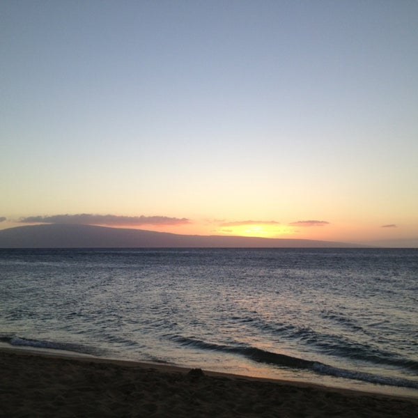 Photo taken at Pacific Ocean by Kathy T. on 2/4/2013