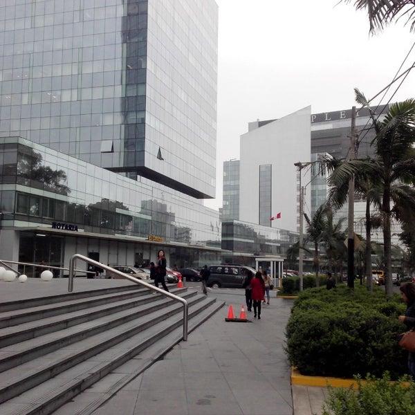 Photo taken at El Comercio by Raju N. on 7/18/2014