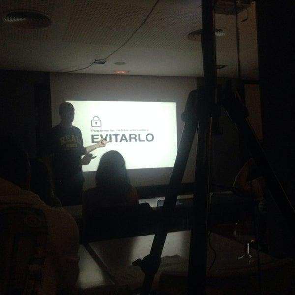 Photo taken at Scorpio by Pablo C. on 5/21/2014