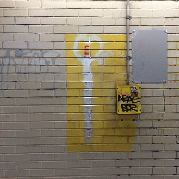 Photo taken at SEPTA MFL/TRL 15th Street Station by Tim S. on 1/28/2014