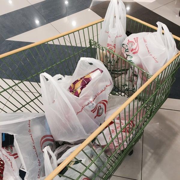 Photo taken at Lulu Hypermarket by Riva Gwen P. on 9/3/2016