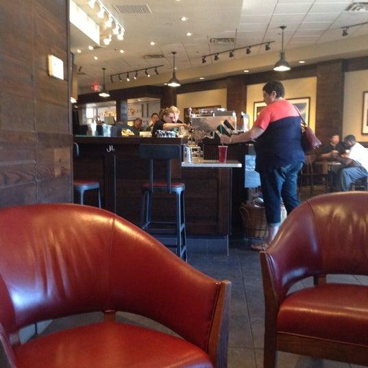 Photo taken at Starbucks by Steve B. on 9/29/2012