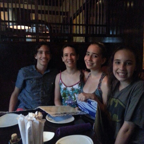 Photo taken at Sushi Thai Too by Julian Andres M. on 6/25/2014