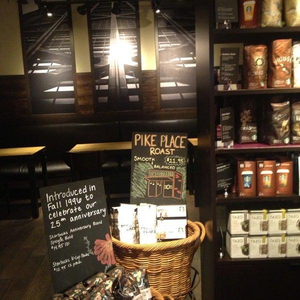 Photo taken at Starbucks by Patricia V. on 10/25/2013