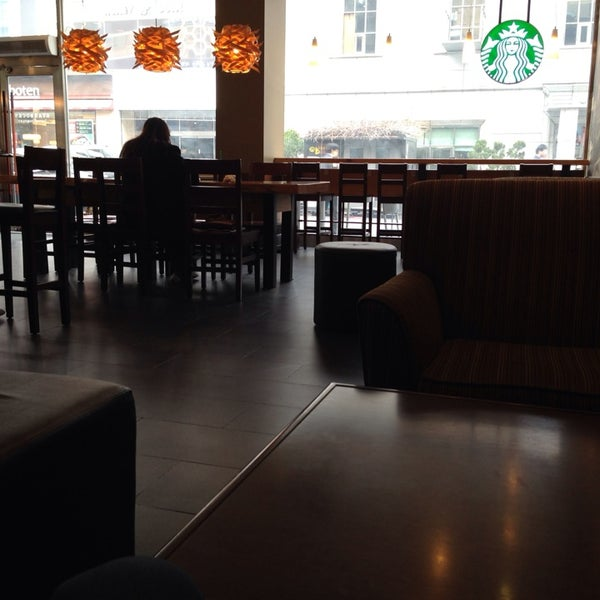 Photo taken at Starbucks by Kori M. on 3/19/2014