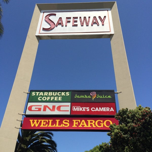 Photo taken at Safeway by James E. on 5/29/2014