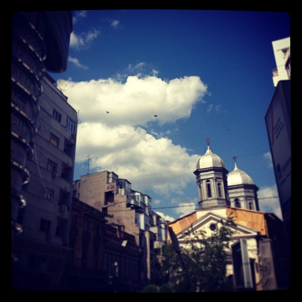 Photo taken at Radisson Blu by Alexandru C. on 6/5/2013
