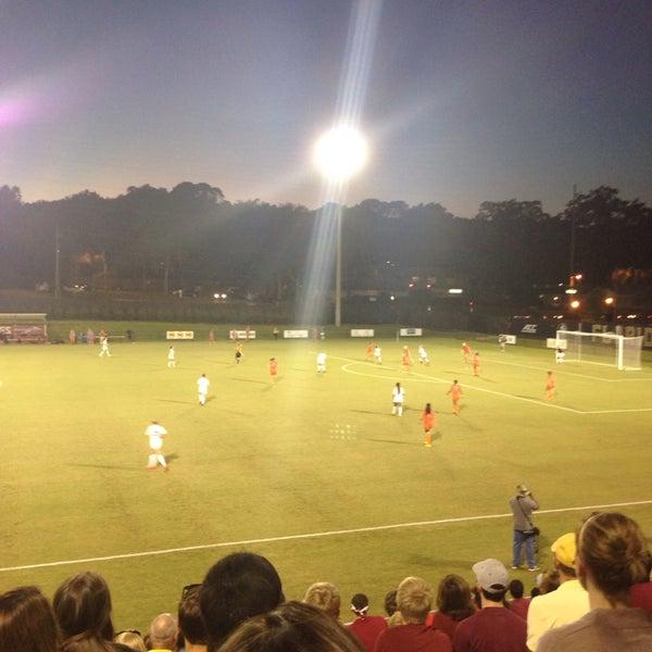 Syracuse @ FSU women's soccer game!