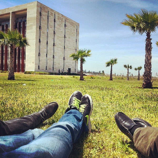 Photo taken at Rabat Technopolis by Youssef E. on 5/6/2013
