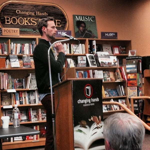 Photo taken at Changing Hands Bookstore by Devon A. on 1/18/2014