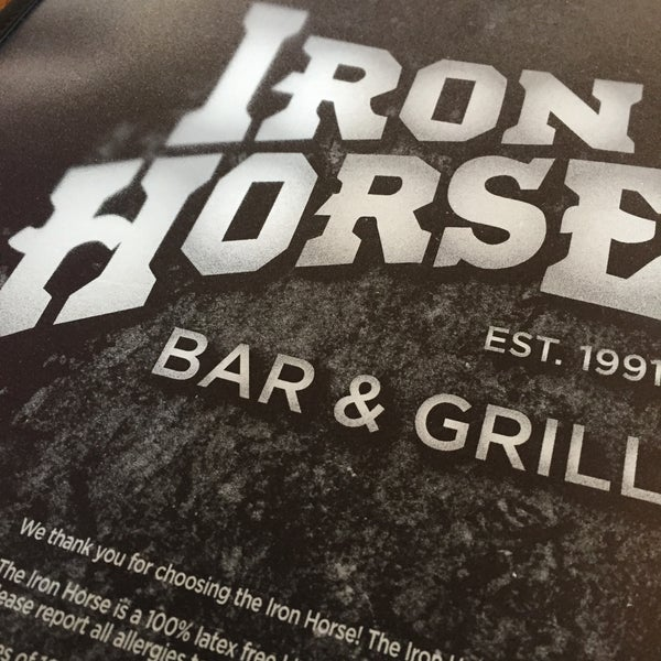 Photo taken at Iron Horse Brew Pub by Em C. on 5/15/2015