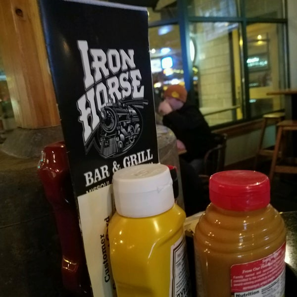 Photo taken at Iron Horse Brew Pub by Em C. on 12/10/2016