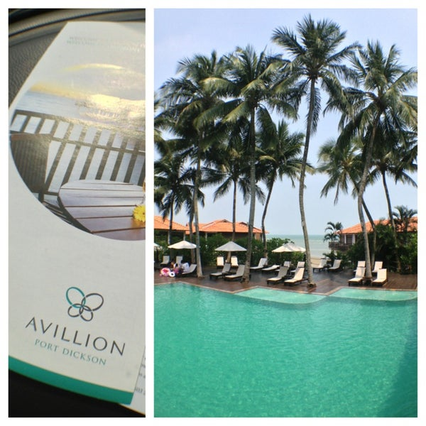 Photo taken at Avillion Port Dickson by 1544K24 on 7/28/2013