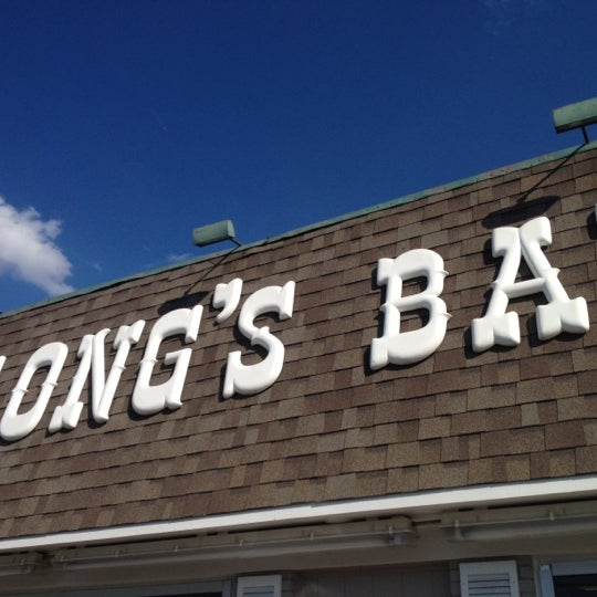 Photo taken at Long's Bakery by Sandra J. on 10/25/2012