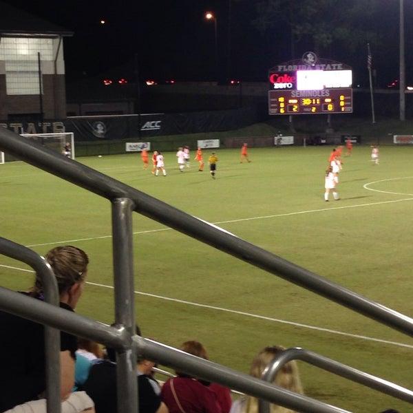 FSU vs. Syracuse women's soccer game! #FSU #Noles #SpearitRewards