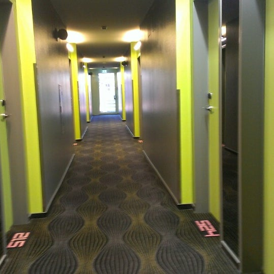 Photo taken at Prizeotel Bremen-City by reiseblögle on 9/11/2014