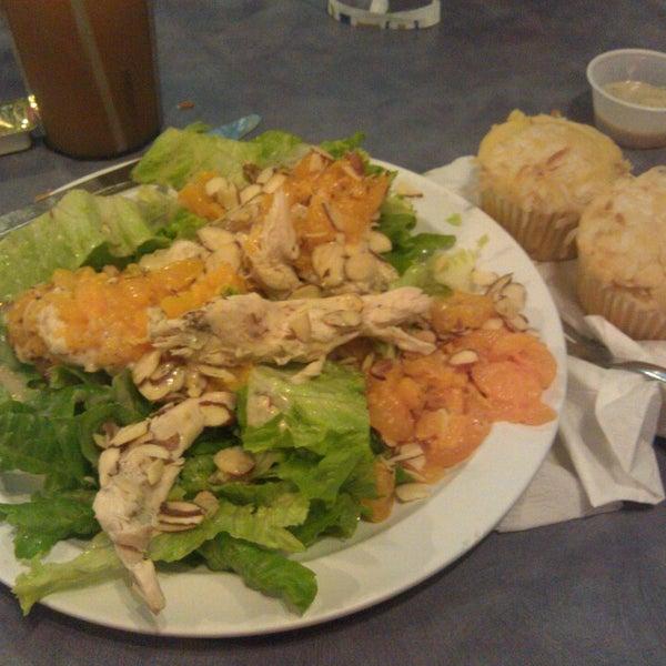 Menu For Calypso Cafe