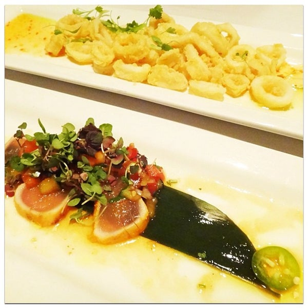 Photo taken at Bali Hai Restaurant by Kxequiel on 9/18/2012