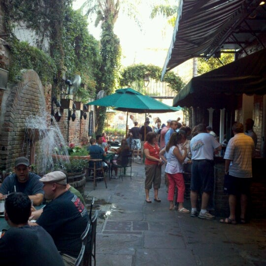 Photo taken at Pat O'Brien's by Gary K. on 9/14/2012
