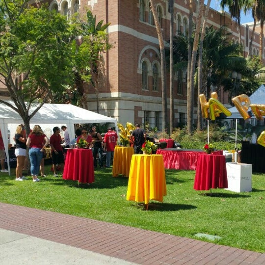 Photo taken at Doheny Memorial Library (DML) by Kevin S. on 9/19/2015