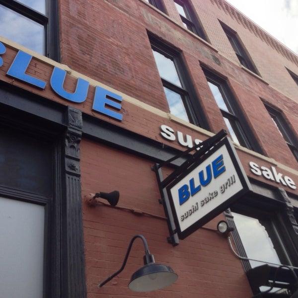Photo taken at Blue Sushi Sake Grill by Brad L. on 7/20/2013
