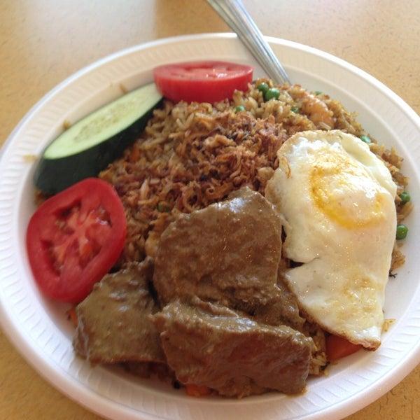 Warung pojok indonesian food express asian restaurant for Asian cuisine express