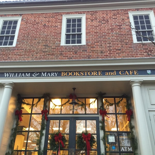 Photo taken at College of William & Mary Bookstore by Shawn F. on 11/29/2014