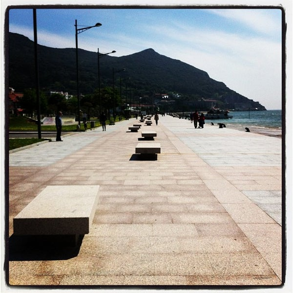 Photo taken at Santoña by Juan I. on 5/5/2013