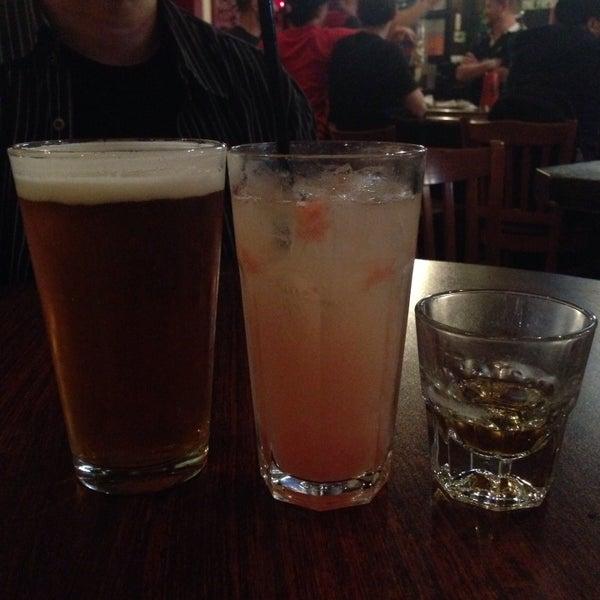 Photo taken at Blarney Stone Bar & Restaurant by melleemel on 3/27/2015