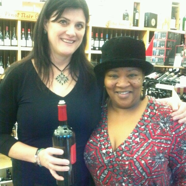 Photo taken at Houston Wine Merchant by Iris A. on 3/26/2014