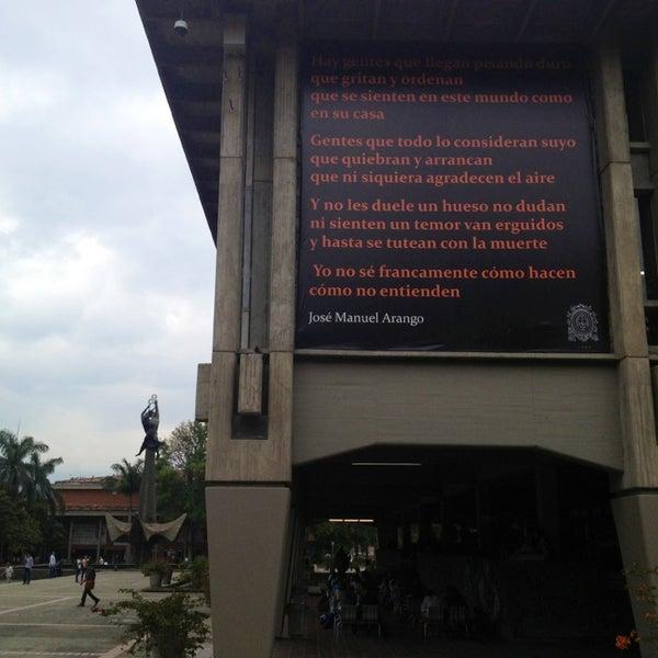 Photo taken at Universidad de Antioquia by Paulo C. on 1/15/2013