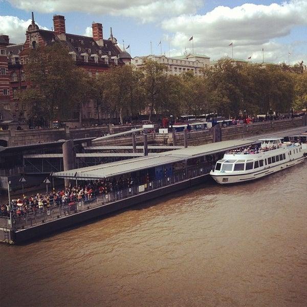 Westminster Millennium Pier - Westminster - 6 tips