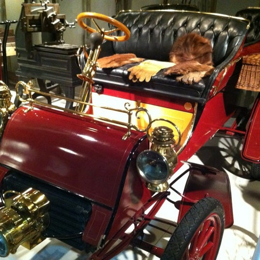Photo taken at The Antique Automobile Club of America Museum by Brian L. on 4/18/2012