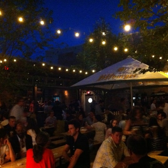 Photo taken at Frankford Hall by 🌴om Z. on 6/4/2011