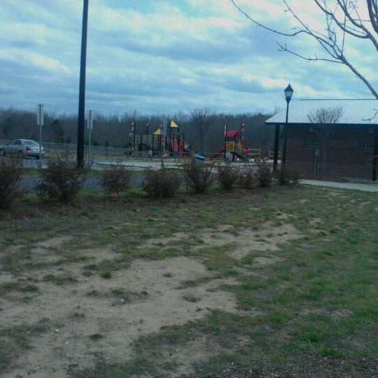 Photo taken at Shuffletown Park by Elizabeth on 3/12/2012