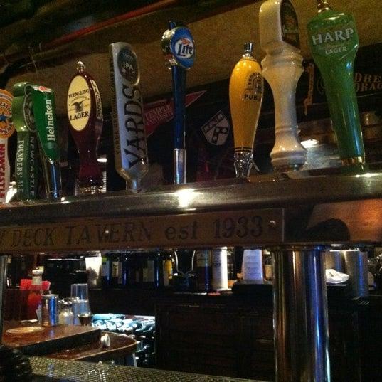Photo taken at New Deck Tavern by Rodrigo L. on 4/28/2012