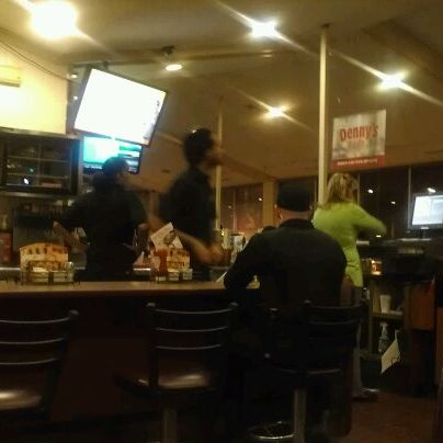 Photo taken at Denny's by AJ J. on 3/18/2012