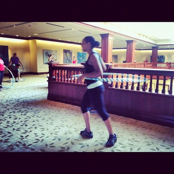 Photo taken at Four Seasons Hotel Westlake Village by Caryn B. on 8/18/2012