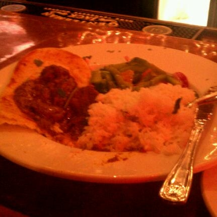 Photo taken at London Grill by Brian R. on 2/18/2012