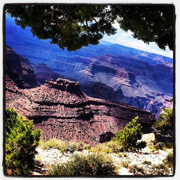 Photo taken at Grand Canyon National Park by HEATHER K. on 8/26/2012